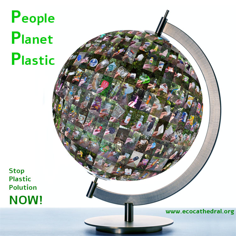 people planet plastic ecokathedraal